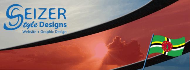 SeizerStyle Designs Dominica Flag