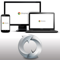 Sync Browsers to Mobile