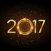golden-2017-new-year-text-with-glowing-glitter-effect-and-fireworks