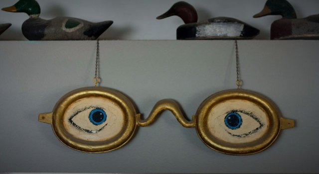 Optician's Sign
