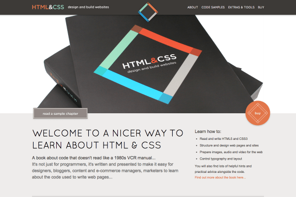 HTML&CSS book