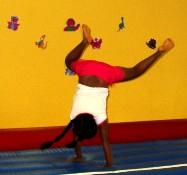 D2 Cartwheel