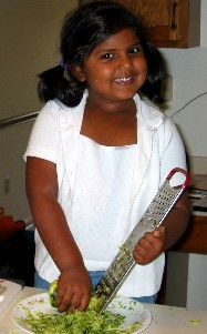 Nandhitha, June 2006
