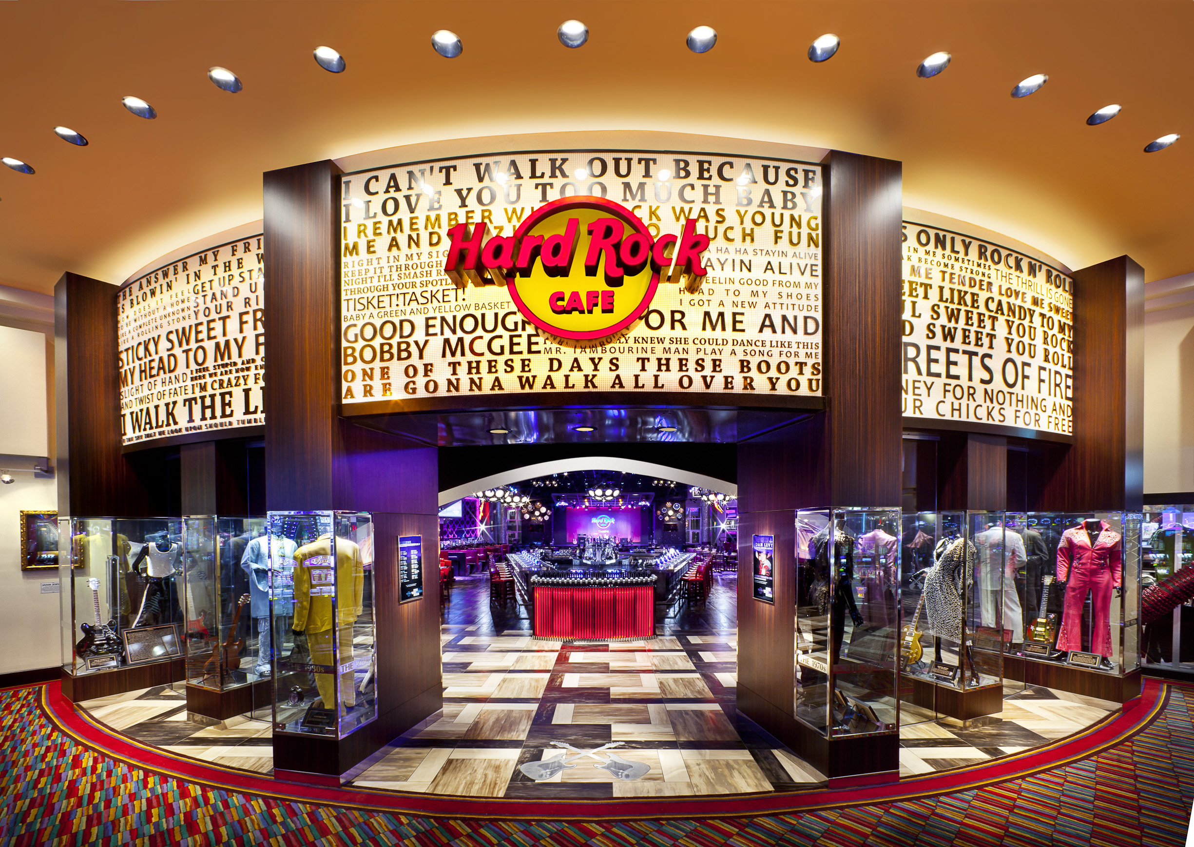 New Menu Offerings Spice Up the Hard Rock Cafe Tampa