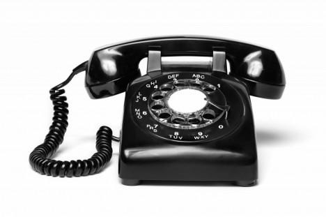 llamado telefónico
