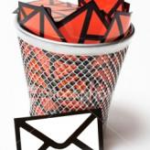 bandeja de spam