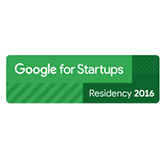 Google for Startup - Residency 2016