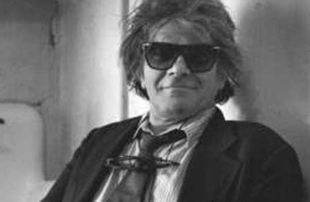 Gregory Corso in sunglasses