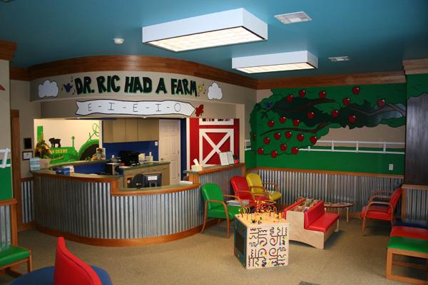 Pediatric Waiting Room Ideas  Best Home Decorating Ideas