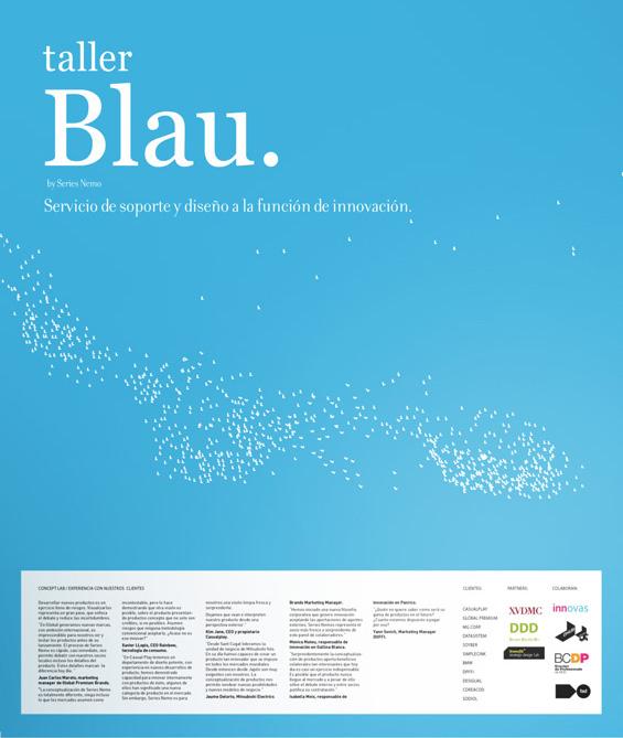 TALLER BLAU