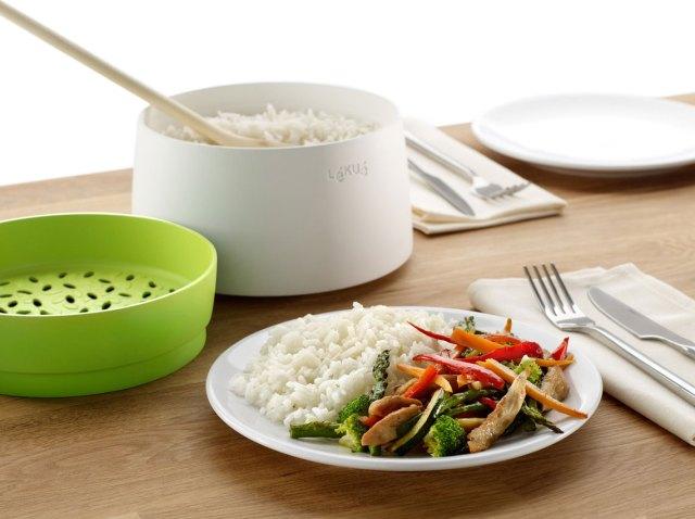 Lékué rice