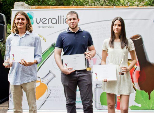 Ganadores Premios Verallia