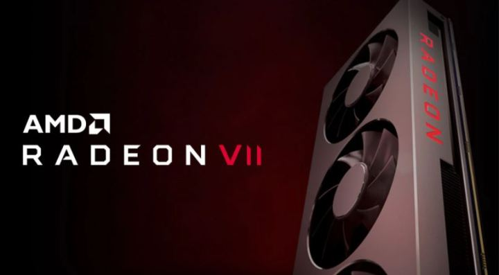 AMD Radeon VII Graphics Card