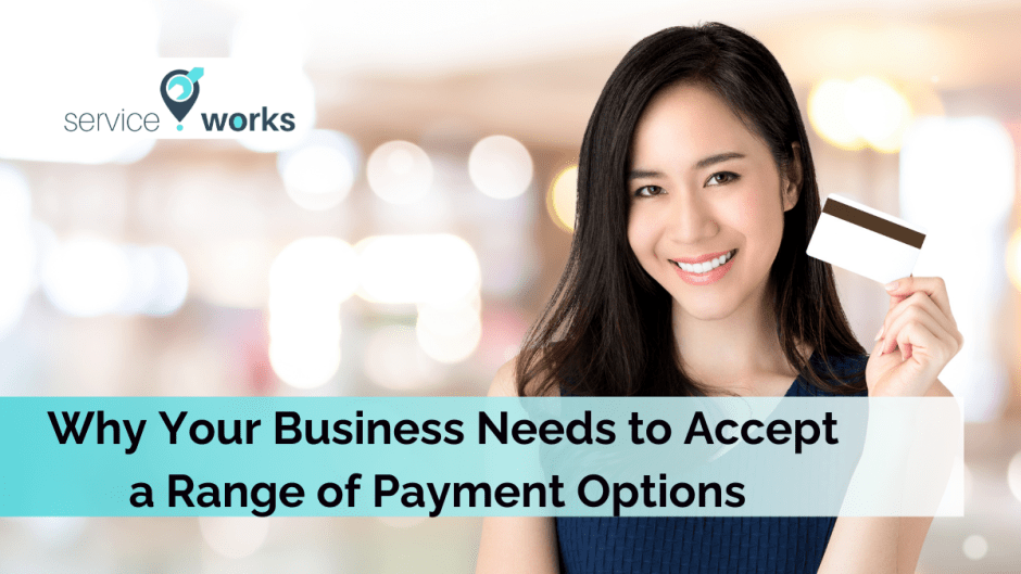 Accept payments