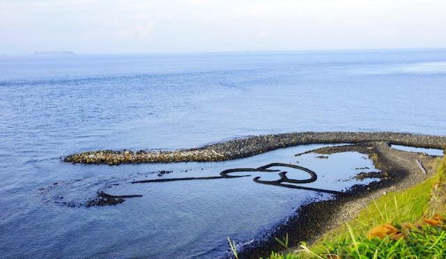 澎湖七美島雙心石滬 | 東南旅遊