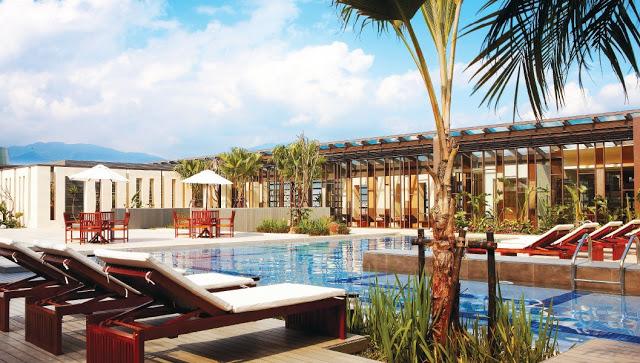 蘭城晶英酒店,宜蘭的五星級酒店,為晶華酒店集團體系酒店,位於宜蘭市五星級的頂級住宿品質和服務,更以專為兒童設計的超大露天遊樂場「芬朵奇堡」最受小朋友青睞|東南旅遊