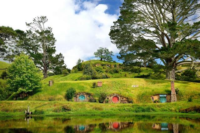 紐西蘭哈比村|東南旅遊