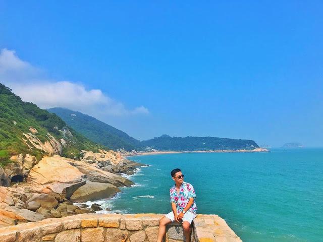 馬祖坂里沙灘|東南旅遊