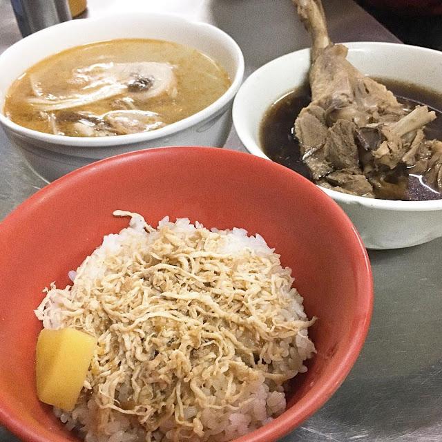 屏東美食屏東夜市雞肉飯|東南旅遊
