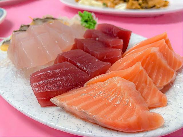 屏東美食阿興生魚片|東南旅遊