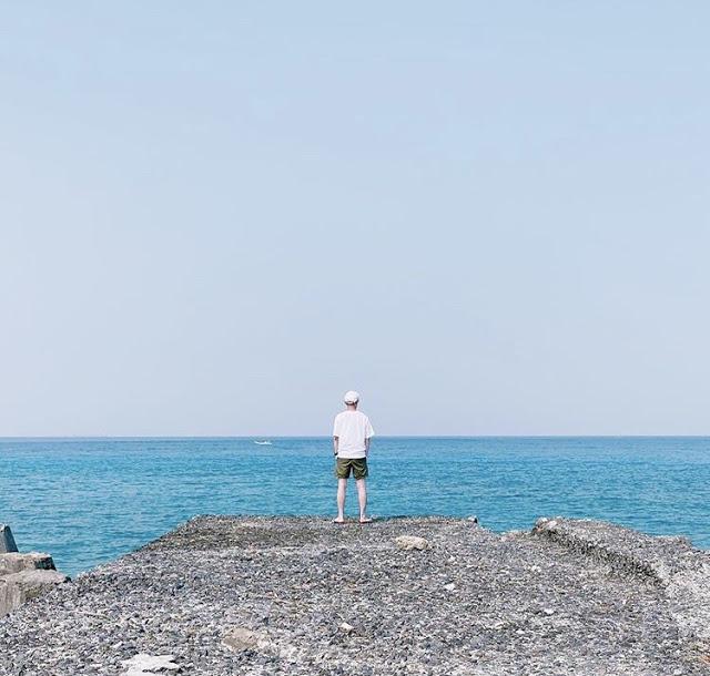 小琉球景點中澳沙灘|東南旅遊