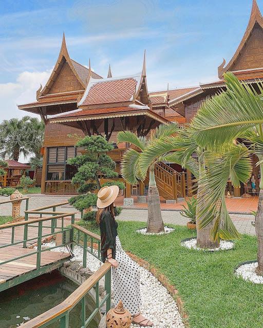屏東泰國高腳屋|東南旅遊