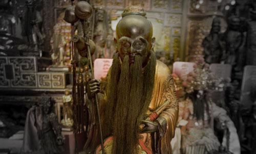說到月老廟位於大稻埕的霞海城隍廟,絕對無人不知無人不曉|東南旅遊