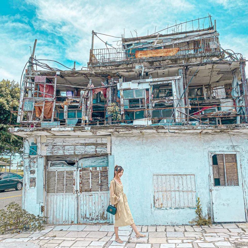 阿伯小白屋|東南旅遊