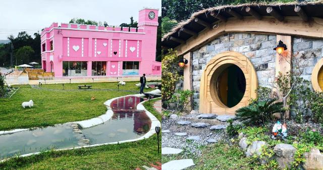 宜蘭 兔子迷宮礁溪浴場|東南旅遊