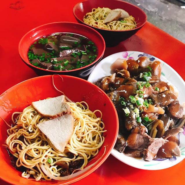 小琉球美食社區麵店|東南旅遊
