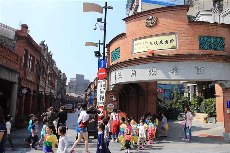 三峽老街|東南旅遊