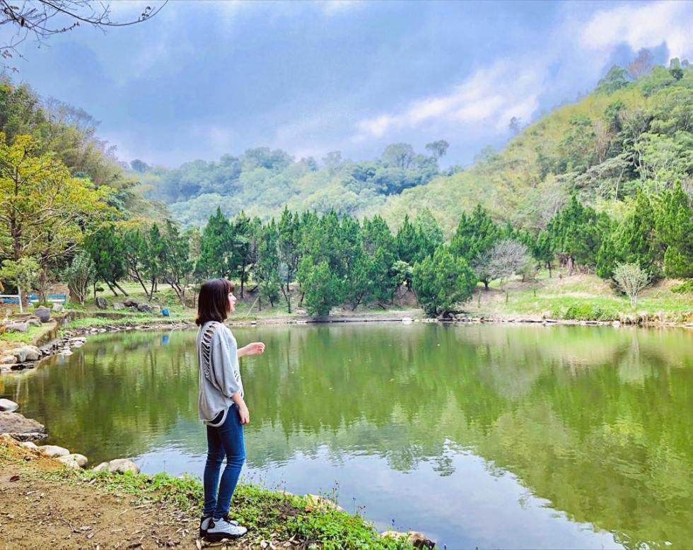 豆麥埤塘生態公園|東南旅遊