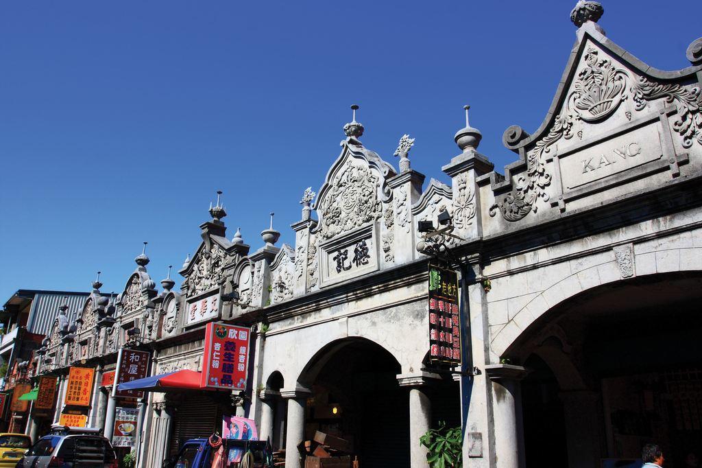 大溪老街 東南旅遊