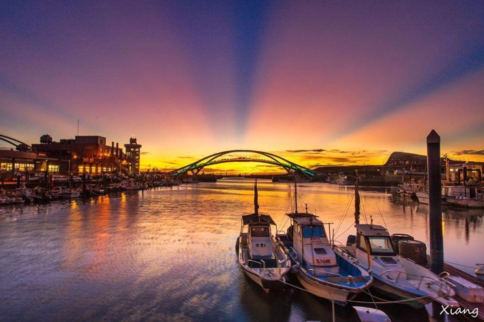 永安漁港|東南旅遊