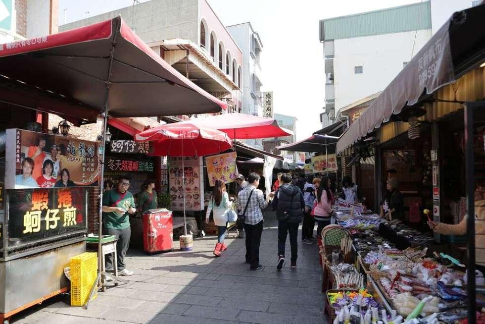 安平老街|東南旅遊