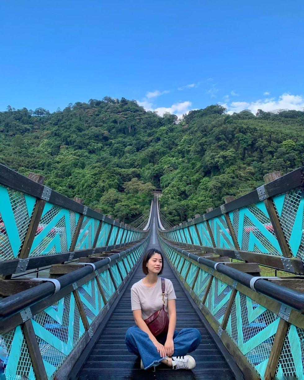 新溪口吊橋 | 東南旅遊