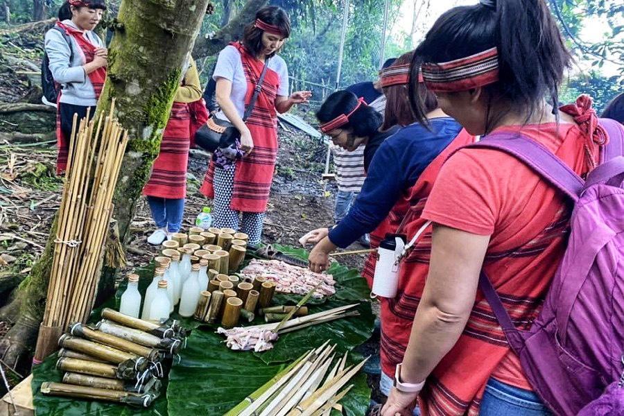 樂水部落獵人體驗 | 東南旅遊