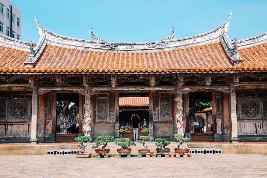 鹿港龍山寺 | 東南旅遊