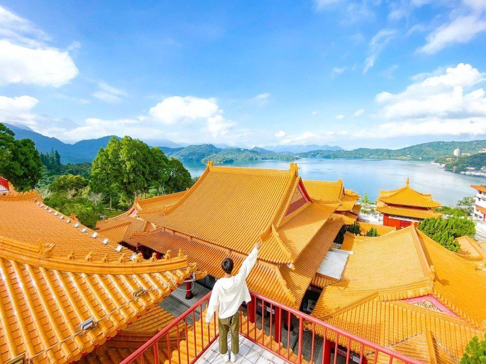 日月潭文武廟| 東南旅遊