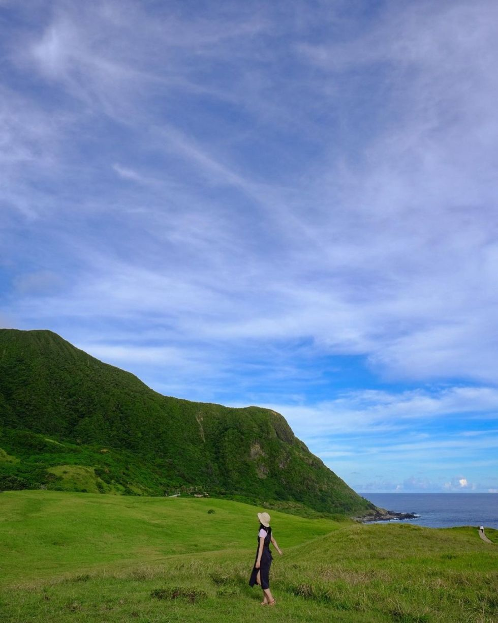 蘭嶼青青草原|東南旅遊