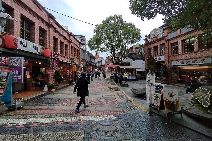 深坑老街|東南旅遊
