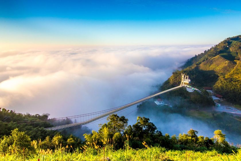 嘉義 太平雲梯 | 東南旅遊