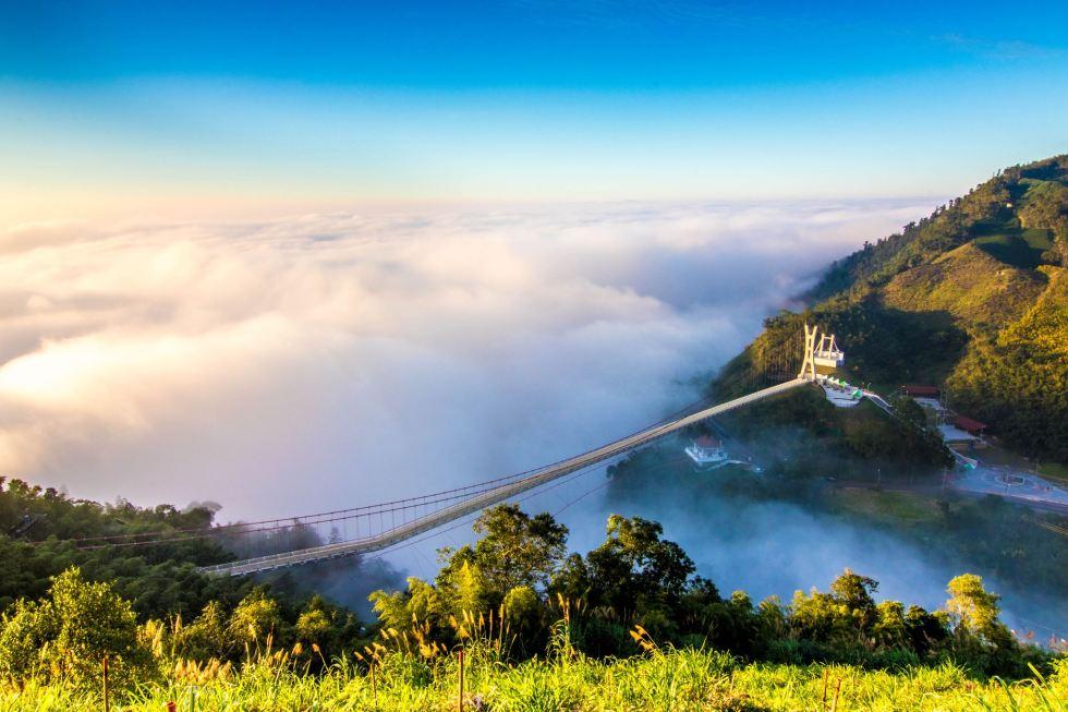 嘉義 太平雲梯   東南旅遊