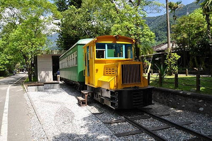 ▲懷舊復古的火車(圖/東南旅遊提供)