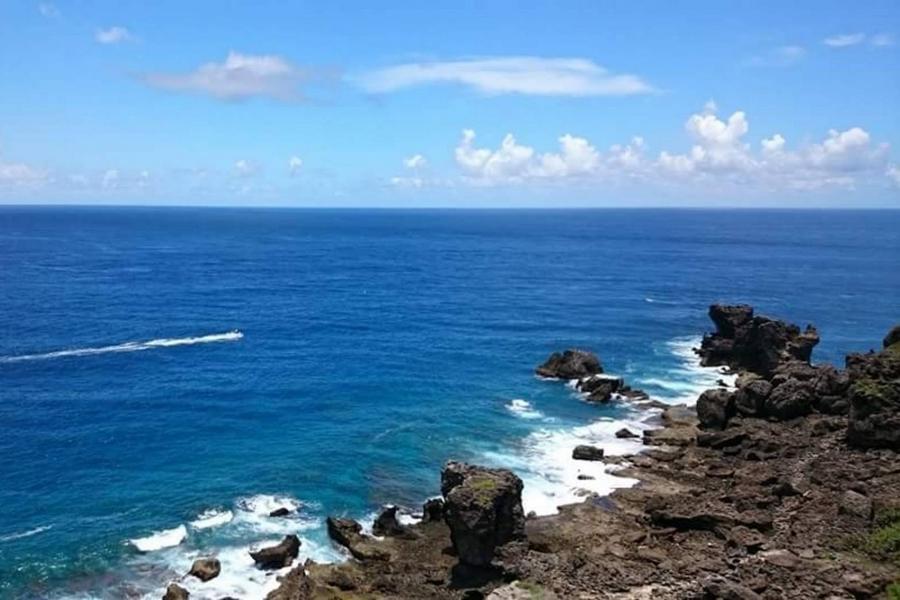 ▲美麗湛藍的南台灣海岸線(圖/東南旅遊提供)