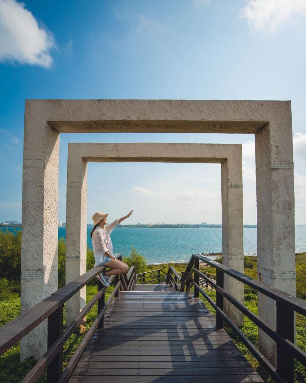澎湖蛇頭山觀景台 | 東南旅遊