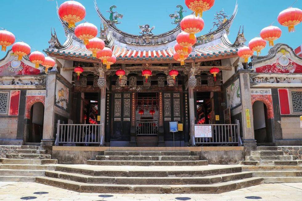 澎湖天后宮 | 東南旅遊
