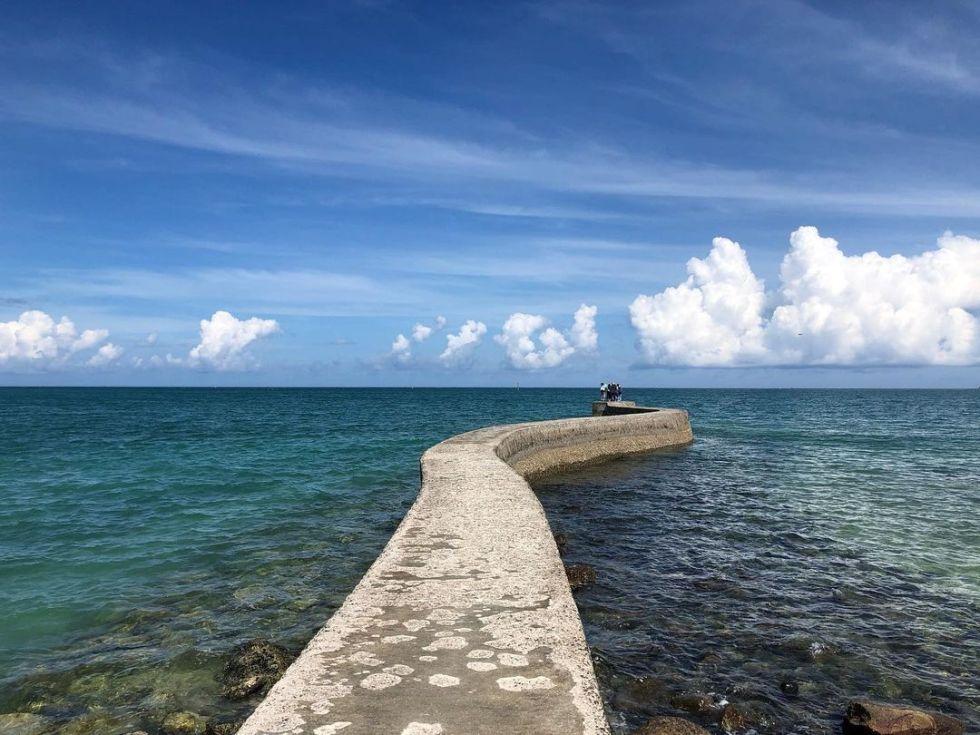 澎湖天堂路 | 東南旅遊