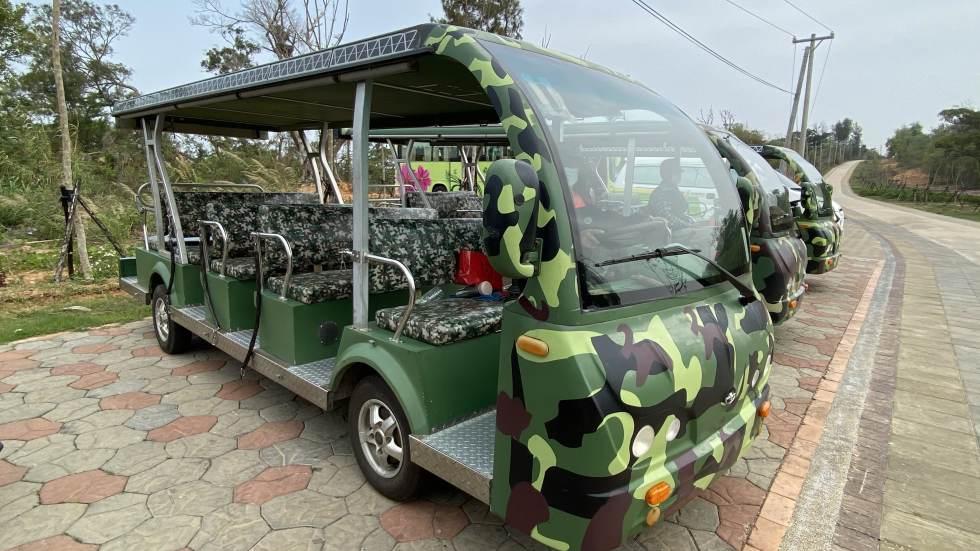 金門電瓶車|東南旅遊