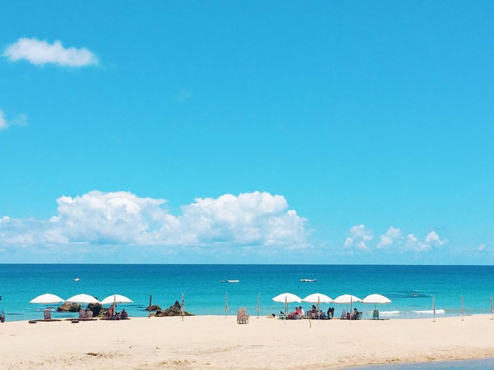 墾丁砂島貝殼沙灘 東南旅遊